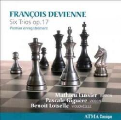 Benoit Loiselle - Devienne: Six Trios Op. 17