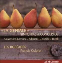 Various - La Geniale: Sinfonias & Concertos