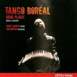 Denis Plante - Tango Boreal: Music for Bandonean