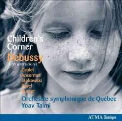 Orchestre Symphonique De Quebec - Debussy: Children's Corner