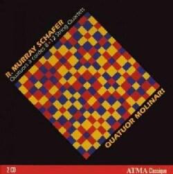 Molinari Quartet - Schafer: 12 String Quartets
