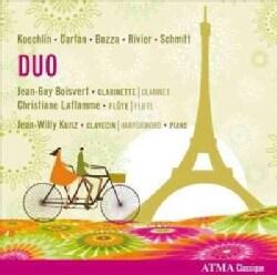 Jean Boisvert - Duo