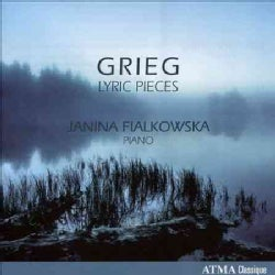 Janina Fialkowska - Grieg: Lyric Pieces