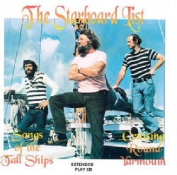 Starboard List - Songs of the Tallships
