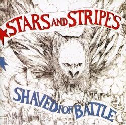 Stars & Stripes - Shaved for Battle