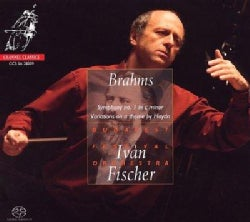 Budapest Festival Orchestra - Brahms: Symphony No.1, Variations on a Theme by Haydn, Hungarian Dance No.14