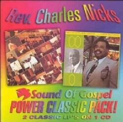 Charles Nicks - He's So Real/I Need Him