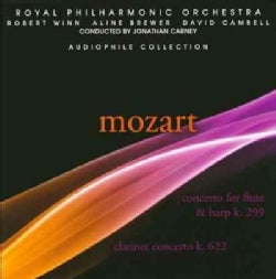 Aline Brewer - Mozart: Concerto for Flute/Clarinet Concerto