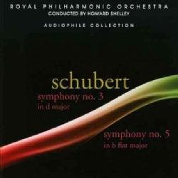 Royal Philharmonic Orchestra - Schubert: Symphonies 3 & 5