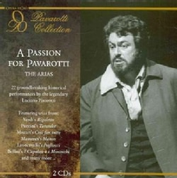 Luciano Pavarotti - Passion for Pavarotti: The Arias
