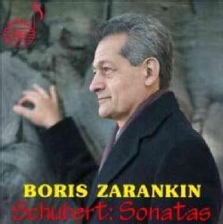 Boris Zarankin - Schubert: Piano Sonatas