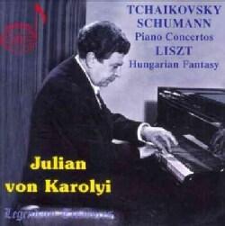 Julian Von Karolyi - Tchaikovsky/Schumann: Piano Concertos