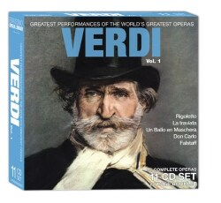 Giuseppe Verdi - Verdi: Greatest Operas: Vol. 1