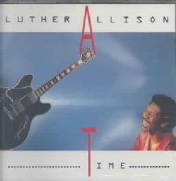 Luther Allison - Time