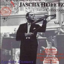 Jascha Heifetz - Heifetz Collection: Vol. 3