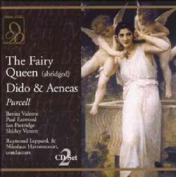 B Valente/P Esswood - Purcell: Fairy Queen/Dido & Aeneas