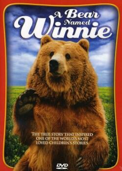 A Bear Named Winnie (DVD)