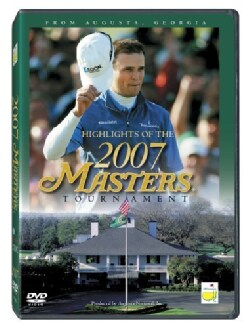 Highlights of the 2007 Masters Tournament (DVD)