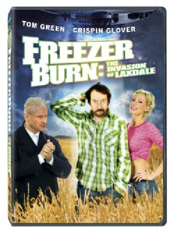 Freezer Burn: The Invasion of Laxdale (DVD)