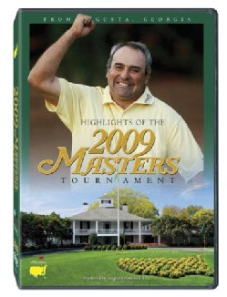 Highlights of The 2009 Masters Tournament (DVD)