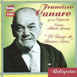 Francisco Canaro - El Tango De Buenos Aires
