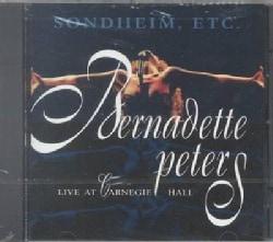 Bernadette Peters - Live at Carnegie Hall