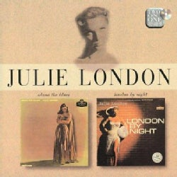Julie London - London by Night/About the Blues
