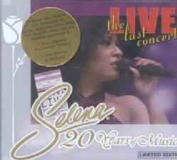 Selena - Selena Live-The Last Concert