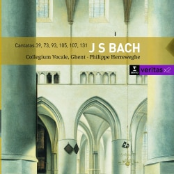 Philippe Herreweghe - Bach,J.S.:Cantatas 39/73/93/105/107