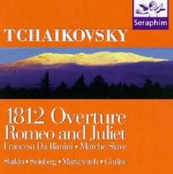 Felix Slatkin - Tchaikovsky: 1812 Overture/Romeo & Juliet