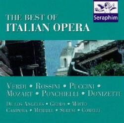 Various - The Best Of Italian Opera