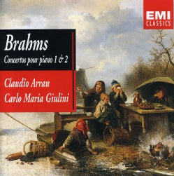 Claudio Arrau - Brahms: Piano Concertos Nos 1 & 2