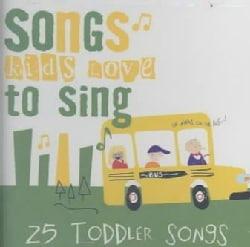 Various - Songs Kids Love to Sing-Toddler Songs