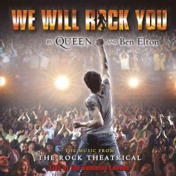 Original London Cast - We Will Rock You: The Rock Theatrical