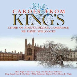 Choir Of King's College Cambridge - Carols From King's