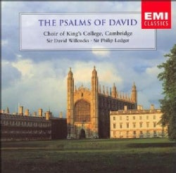 Choir Of King's College Cambridge - The Psalms of David