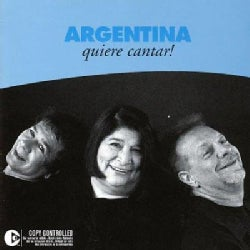 Various - Argentina Quiere Cantar