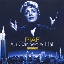 Edith Piaf - Carnegie Hall 1956/1957
