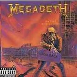 Megadeth - Peace Sells But Who's Buying (Parental Advisory)