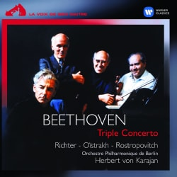 Various - Beethoven: Concerto for Piano, Violin & Cello, Piano Sonatas, Etc.
