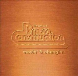 Brass Construction - Movin and Changin