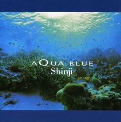Shinji - Aqua Blue