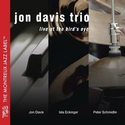 Jon Davis - Jon Davis: Live at The Bird's Eye