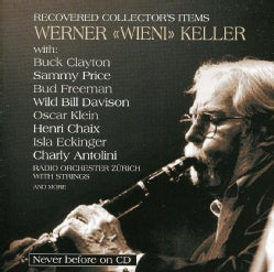 Werner Keller - Recovered Collector's Items