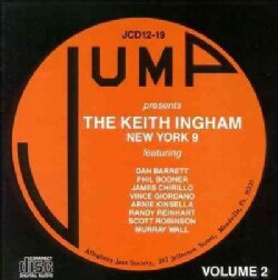 Keith Ingham - The Keith Ingham New York 9, Vol. 2