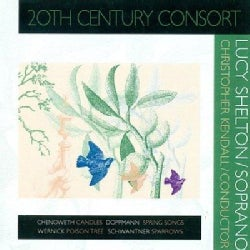 Lucy Shelton - 20th Century Consort: Lucy Shelton: Soprano