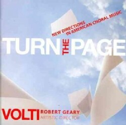 Various - Turn The Page: New Directions in American Choral Music