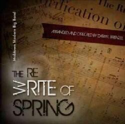 Darryl Brenzel - Brenzel/Stravinsky: The Re-(w)Rite of Spring