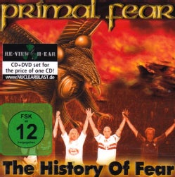 Primal Fear - History of Fear
