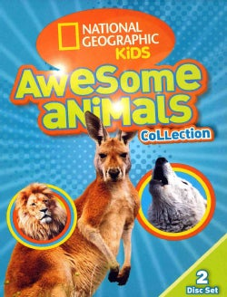 Awesome Animals Collection (DVD)